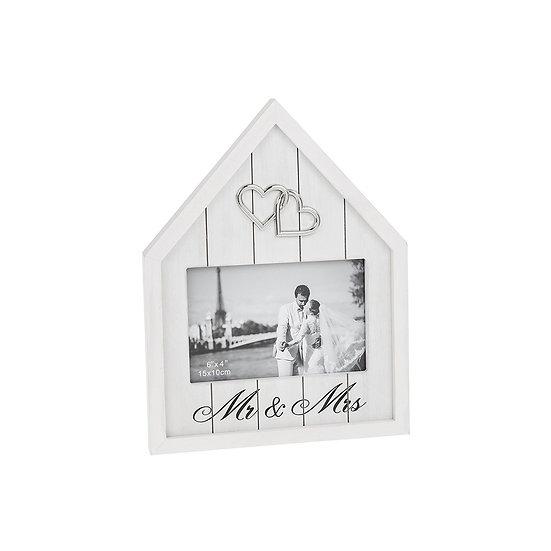 Mr & Mrs Home Frame