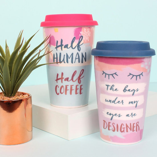Assorted Travel Mugs
