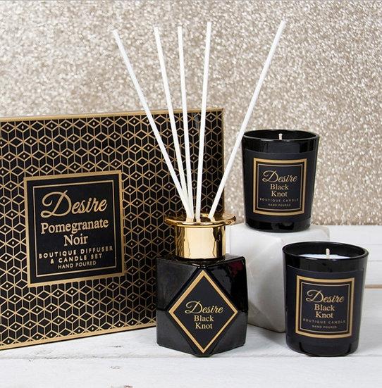 Boutique Fragrance Gift Set - Pomegranate Noir