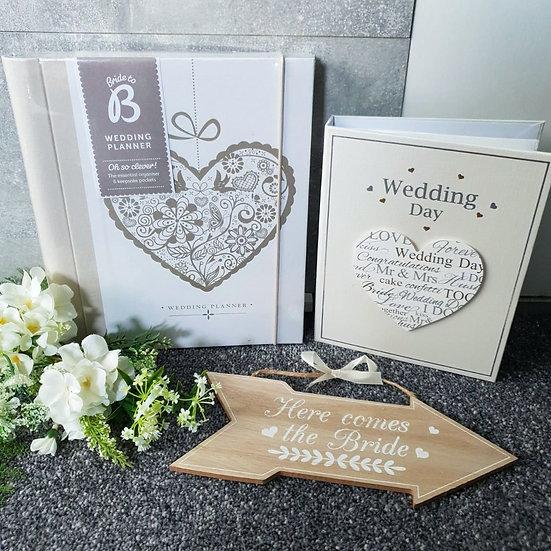 Wedding Day Photo Album