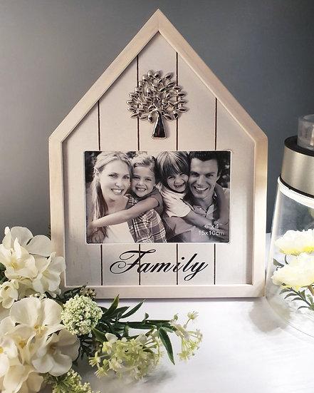 Family Home Frame