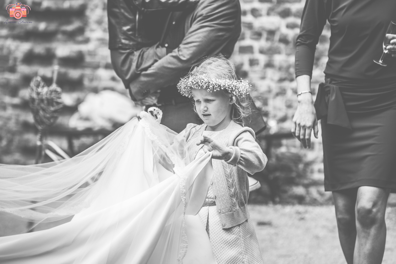 Spontane Stijlvolle Bruidsfotografie
