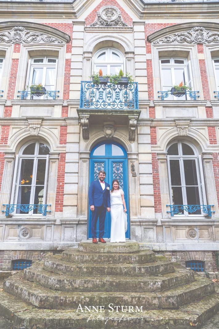 Bruidsreportage in Normandie - FR !!!