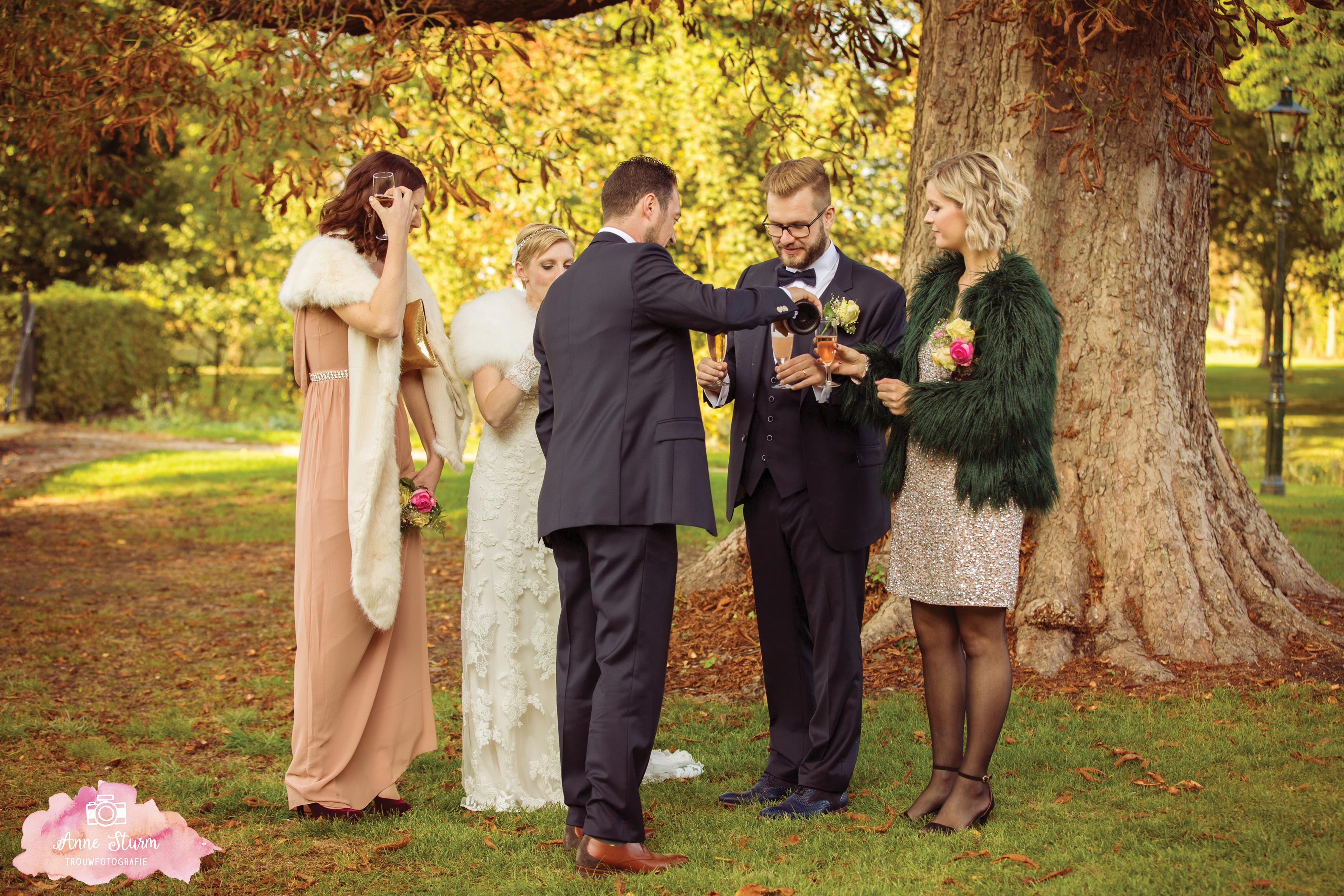 Bruidsfotograaf Kloosterzande