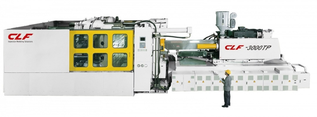 INJECTION MOULDING MACHINES BY CLF