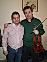 Sorin and Pavel Berman