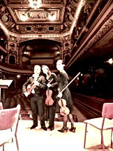 Sorin with Mihaela and Miruna - Victoria
