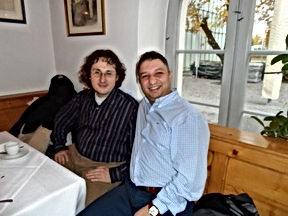 Sorin and Hans-Peter Hofmann.JPG