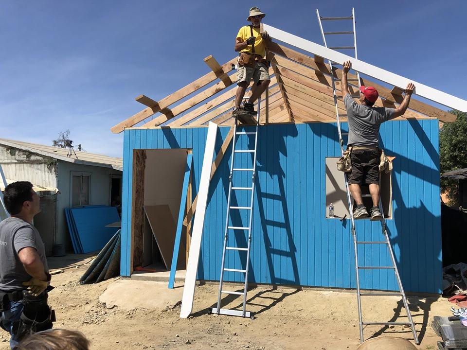 Baja Bound Charity House Building  I  Pint Fermin  I   San Pedro Kombucha
