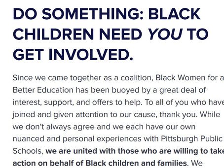 Do Something: Black Children Need You to Get Involved