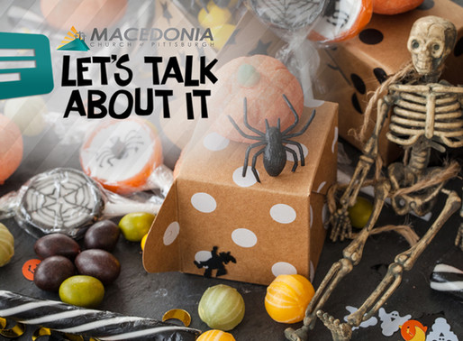 Let's Talk About It | Halloween