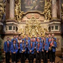 Stadtkapelle Klosterneuburg in der Stifstkirche