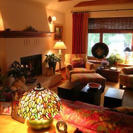 Happy Healthy Homes Pacific Grove, CA craftsman living room