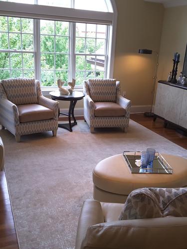 Happy Healthy Homes, Kansas City, MO. Living room