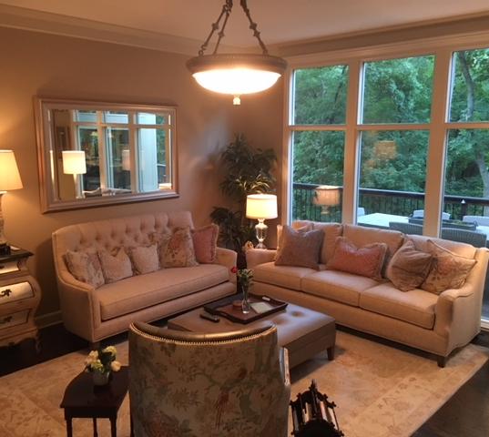 Happy Healthy Homes, Kansas City Living room