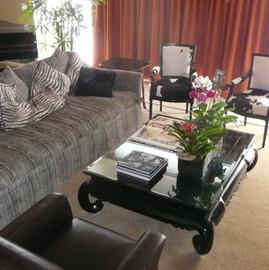 Happy Healthy Homes Carmel, CA bachlors living room