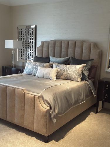 Happy Healthy Homes, Kansas City, MO.  Master bedroom