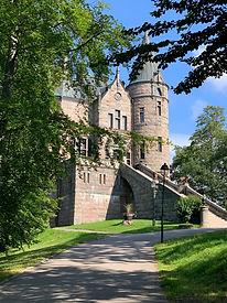 Yinyogahelg på Teleborgs Slott