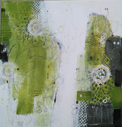 peinture vert2