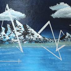 Triangulation - Blue