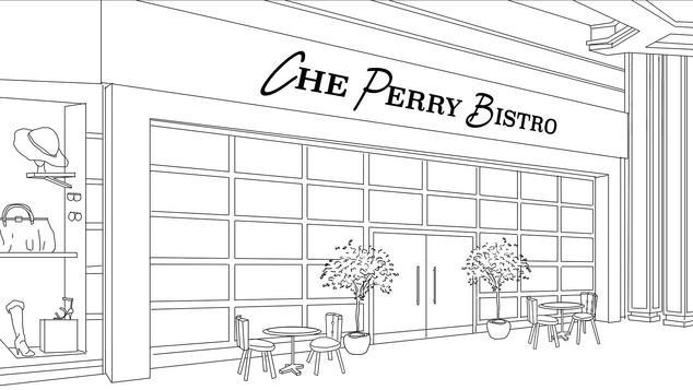 Casino Lobby Concept - Restaurant