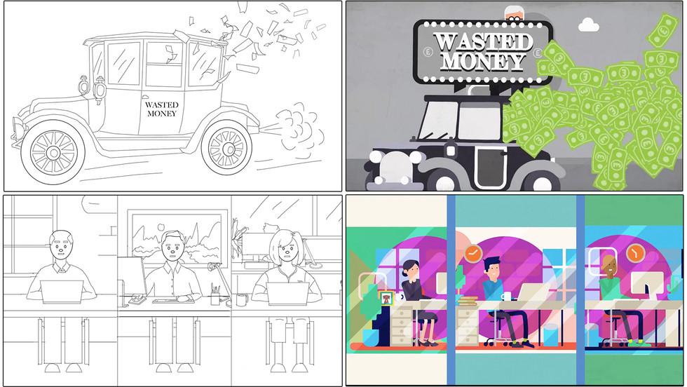 Experian DMP Storyboard