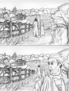 Eternal Love Storyboard