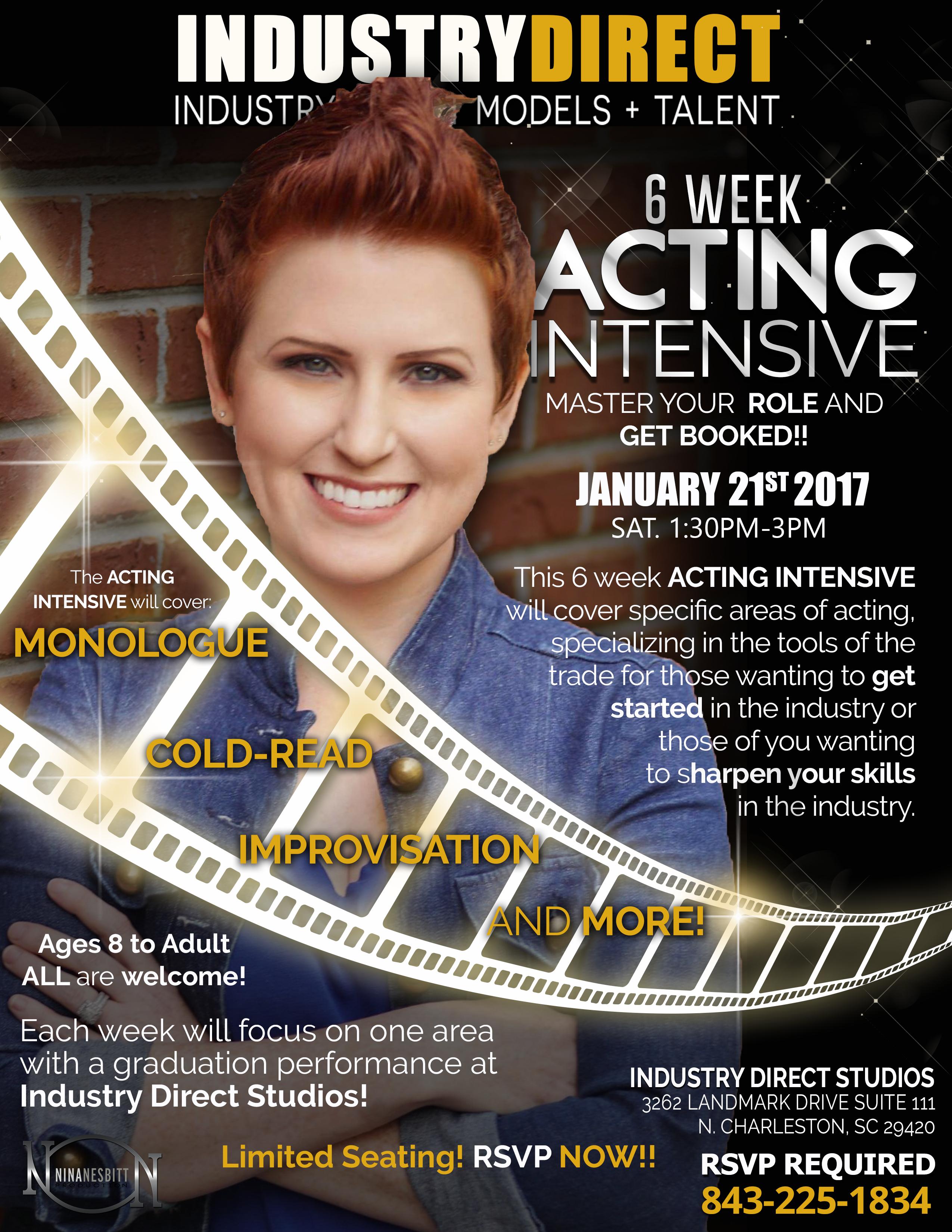 ActorsIntensive