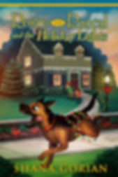 Cover art by Josh Addessi for Rosco the Rascal and the Holiday Lights