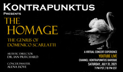 The Homage: The Genius of Domenico Scarlatti