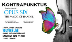 Opus Six: The Magic of Handel