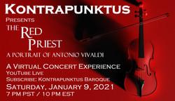 The Red Priest: A Portrait of Antonio Vivaldi