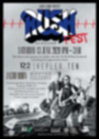 Rushfest Scotland 2020