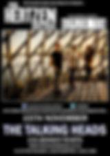 VHB tour poster
