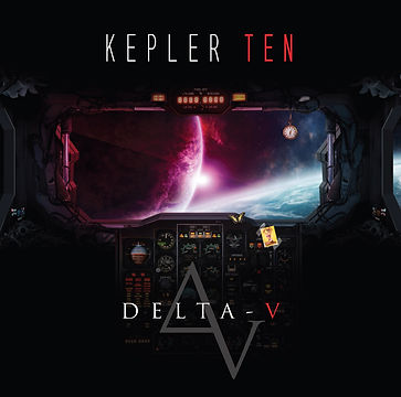 Delta-v Album Cover