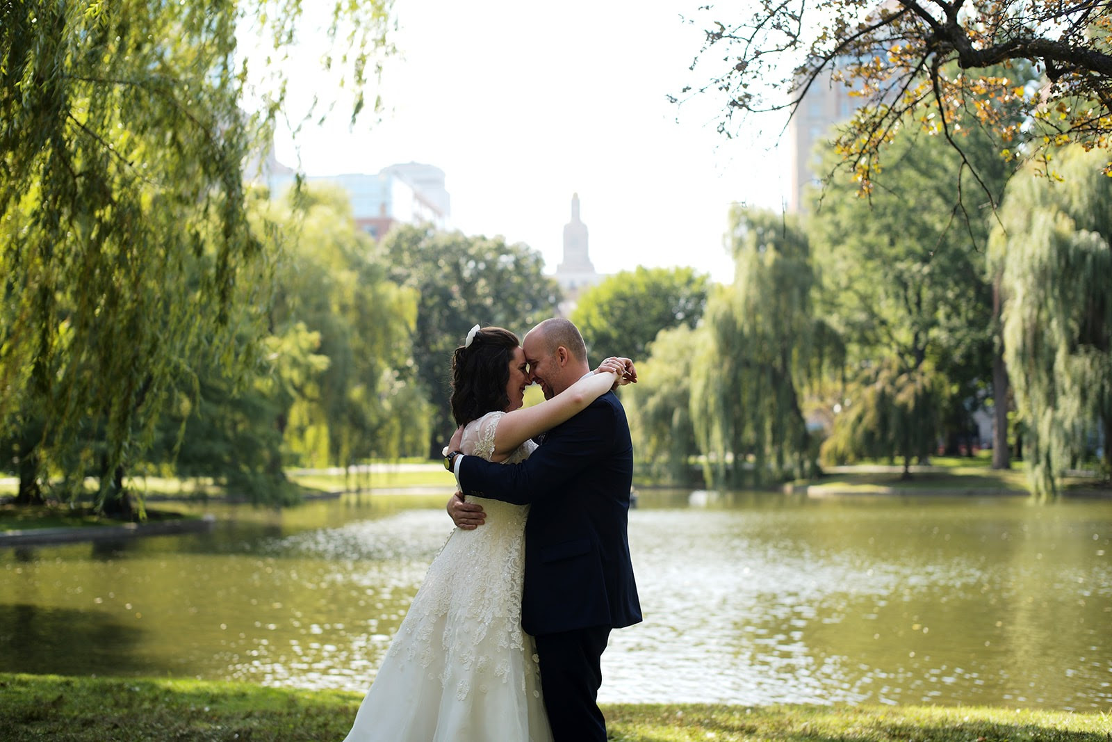 """""""We had hired Samantha to help plan our out of state elopement not knowing what to expect. Not only were were thrilled but we can truely say that our wedding was perfect! She was was with us throughout normal wedding circumstances, but also went above and beyond to make sure everything went on with covid wedding circumstances..."""""""