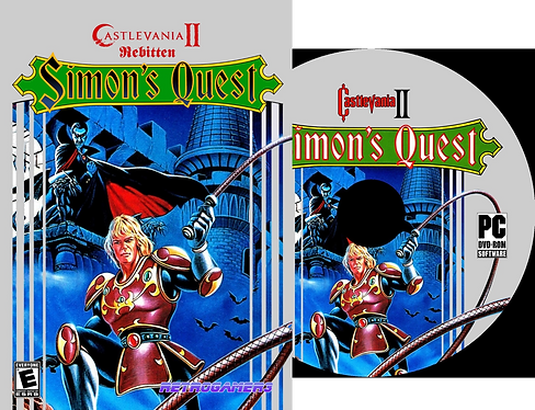 Simon's Quest disc website.png