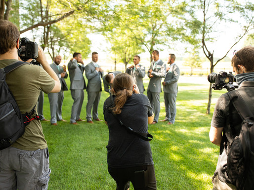 How to Choose the Videographer That's Right for You