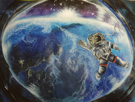 Об итогах участия в открытом заочном городском конкурсе рисунков и поделок «Шаг во Вселенную»