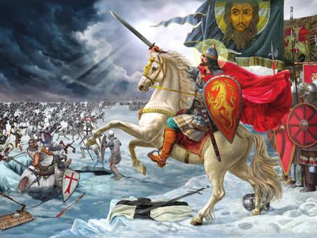 О проведении онлайн-диктанта «Ратные подвиги Александра Невского»