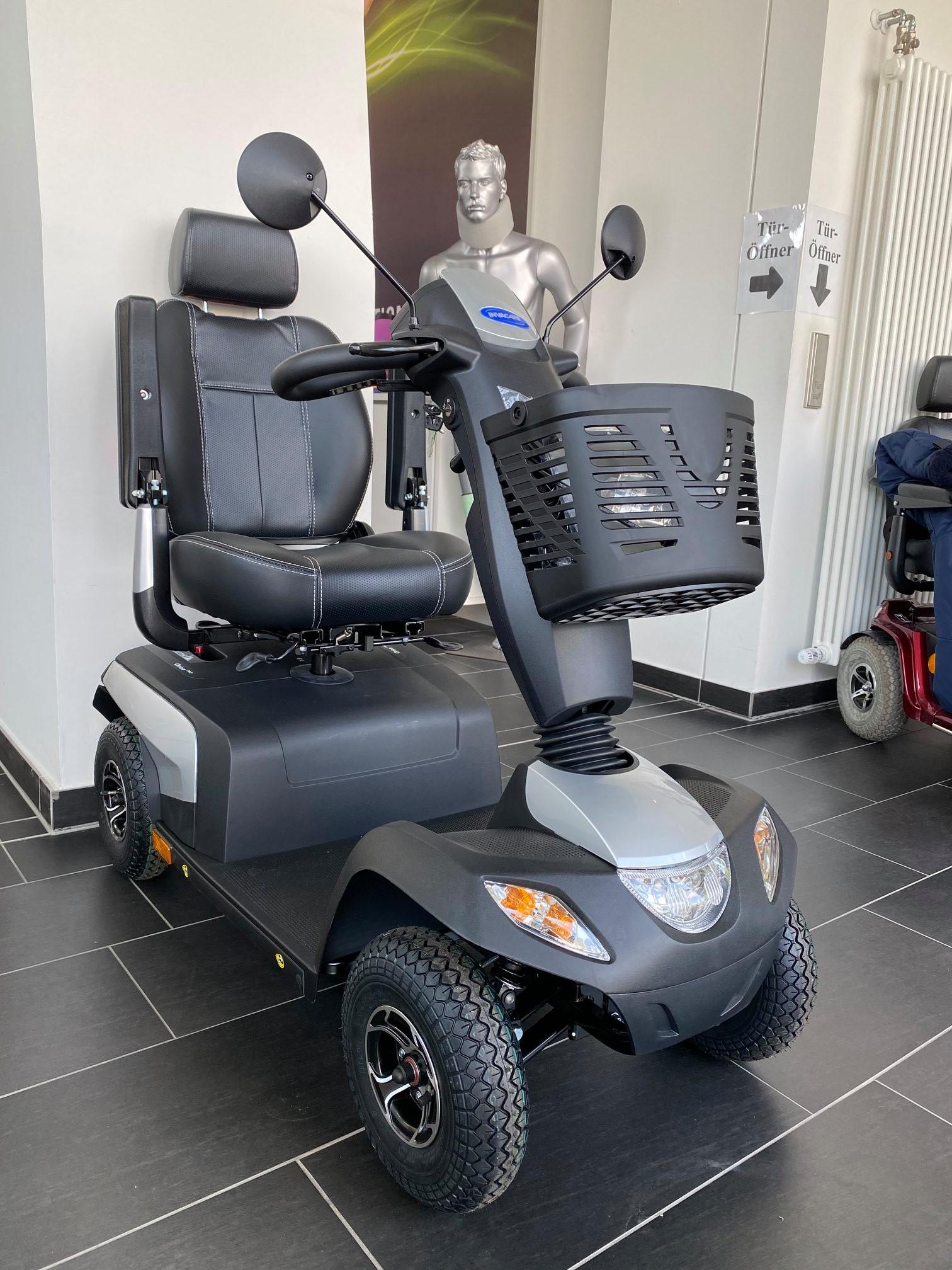 E-Mobile und Scooter im Sanitätshaus Gronau