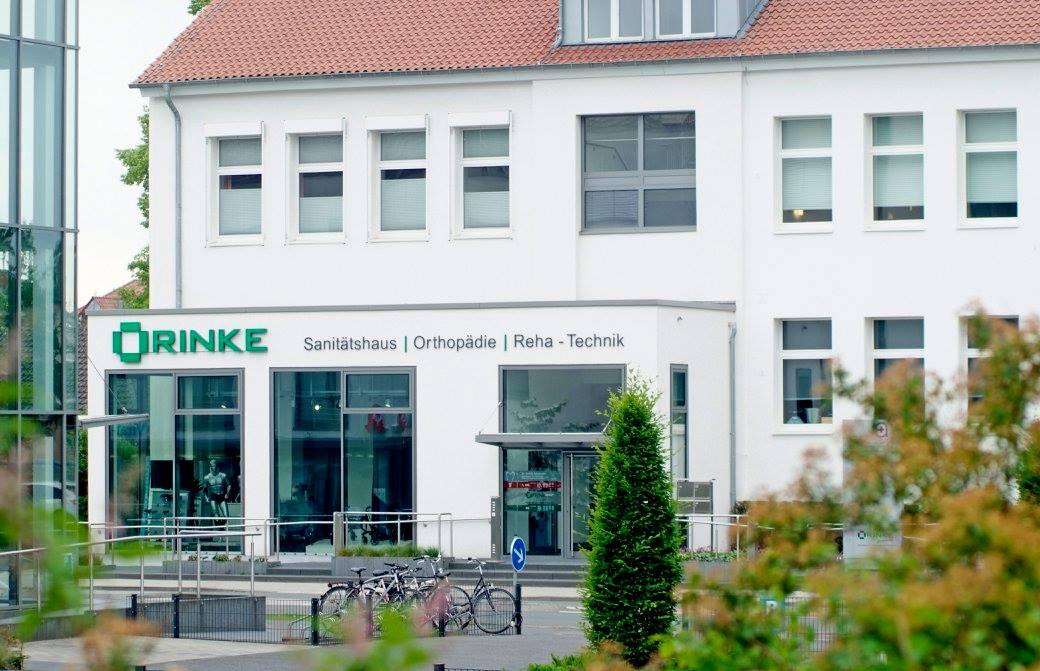 Sanitätshaus Rinke Krankenhaus Gronau