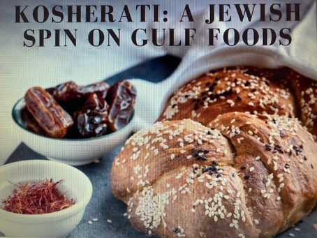 KOSHERATI: A Peace Deal in the Kitchen