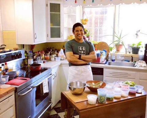 Arts and Culture: Cooking with Love