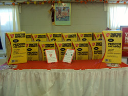 Tractor Supply Table!
