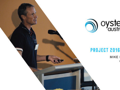 [VIDEO] New technologies to Improve Sydney Rock Oyster breeding and production