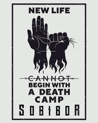 Poster for 'Sobibor' movie