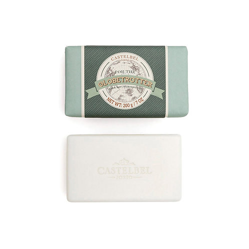 Soap - Globetrotter Herbal Mint - 200g