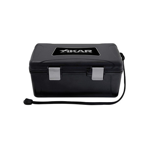 Travel Humidor - Xikar - 15 cigares - Black