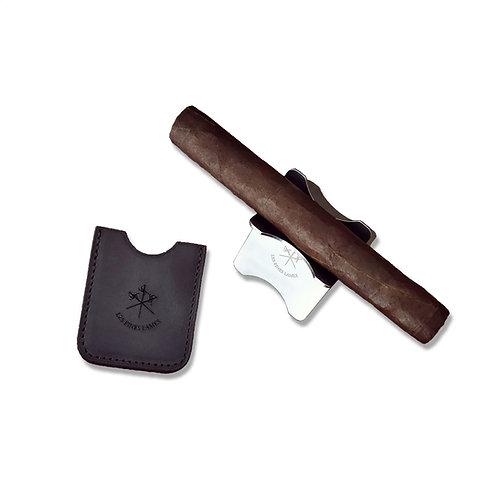 Repose Cigare - Les Fines Lames - Cuir Noir